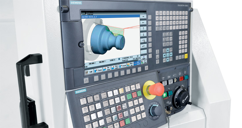 CNC SIEMENS 828D  Manual Guide