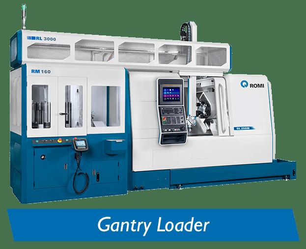 Automação de Processos - Gantry Loader